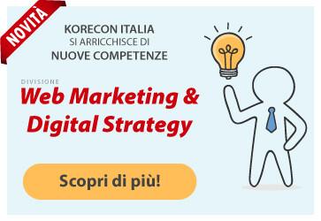 Nuova Divisione Web Marketing & Digital Strategy